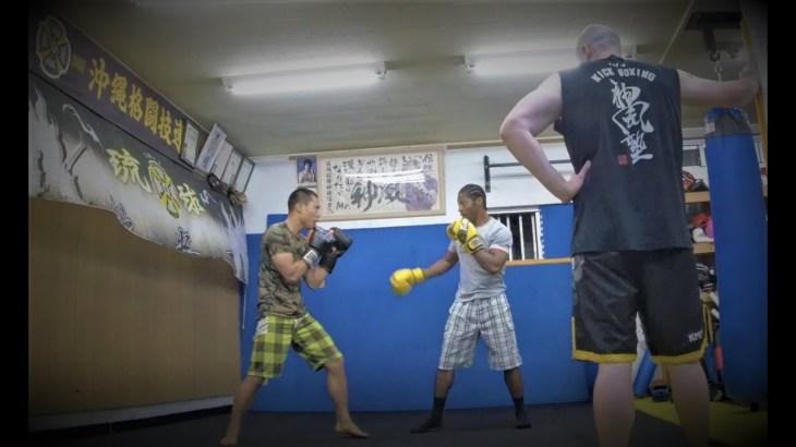 沖縄梅雨入り、ダイソーで海外旅行便利アイテム買う、ボクシングのスパーリング(毎日マミヤEp.11)