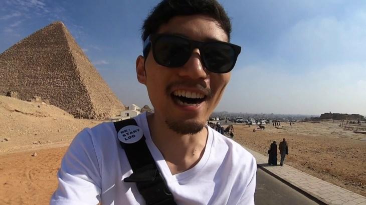 ピラミッド行ったら詐欺師ばっかりだった【エジプト旅行記20】