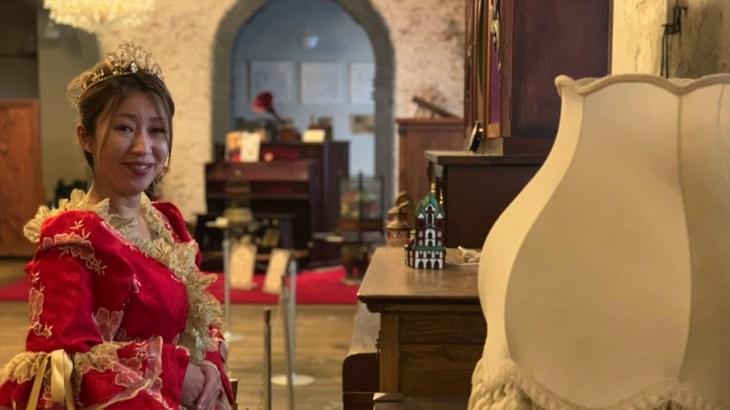 はじめての函館旅行 女子旅 衣裳体験 中世ヨーロッパ風