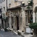 Saint Paul de Vence France [海外旅行] サンポールドヴァンス  フランス