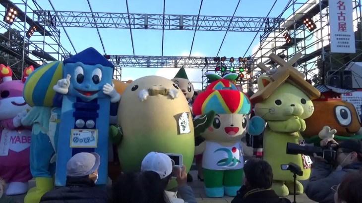 2019.03.17 第31回旅まつり 利清慶哉な 名古屋おもてなし武将隊