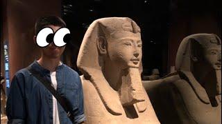 エジプト博物館とイータリー本店へ 【イタリア旅行記48】