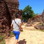 ミーソン遺跡に行ってきました!  中年オヤジ海外旅行記 ベトナム Vol 1 ダナン編