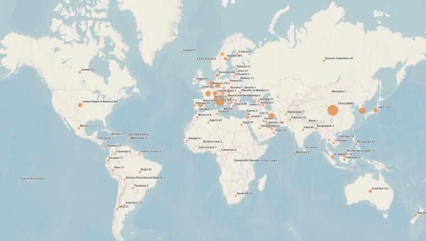 Coronavirus: Liste mit Einreisebeschränkungen » Travel-Dealz.de