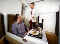Etihad Airways Buiness Studio F&B