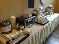 Frühstück - Hampton Inn & Suites New Orleans-Convention Center
