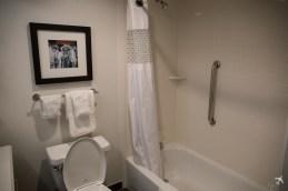 Dusche - Hampton Inn & Suites New Orleans-Convention Center