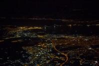 Im Anflug auf Istanbul