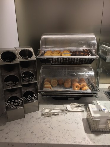 United Club Chicago Donuts