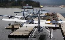 Seaplane Terminal Vancouver Harbour, Vancouver, Kanada
