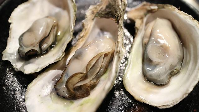 牡蠣 痛風 まずい 臭い 精液