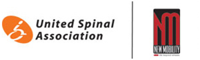 United spinal association link and logo