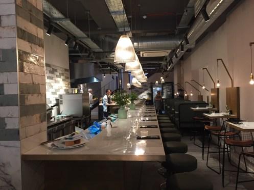 Restaurant Review Bancone Covent Garden Travel Gourmet