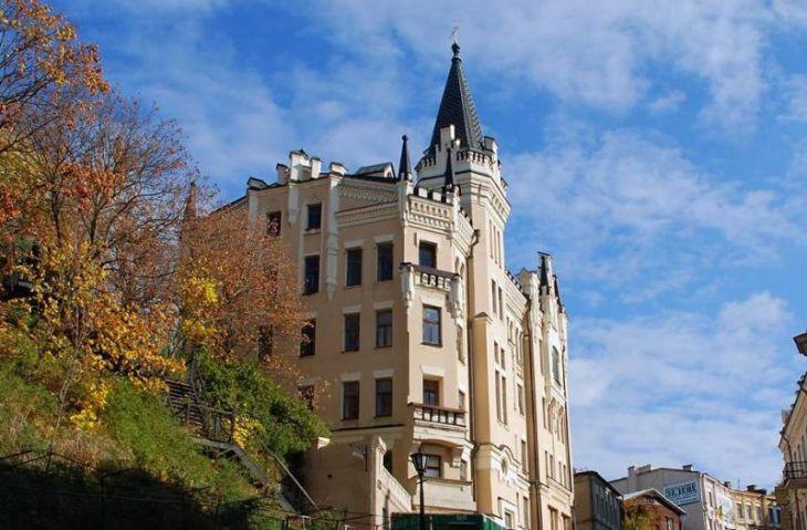 Castelo Richard Lewin's Heart (The Richard's Castle)