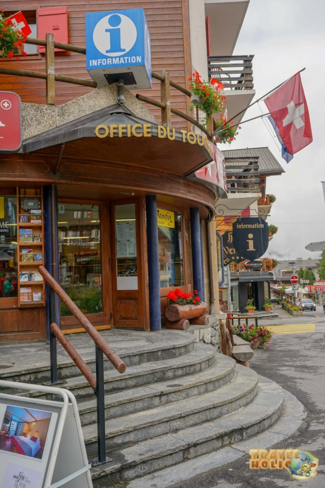 Office de tourisme de Verbier, Suisse