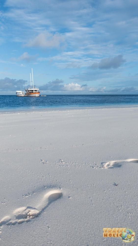 Nautilus One, bateau de croisière aux Maldives