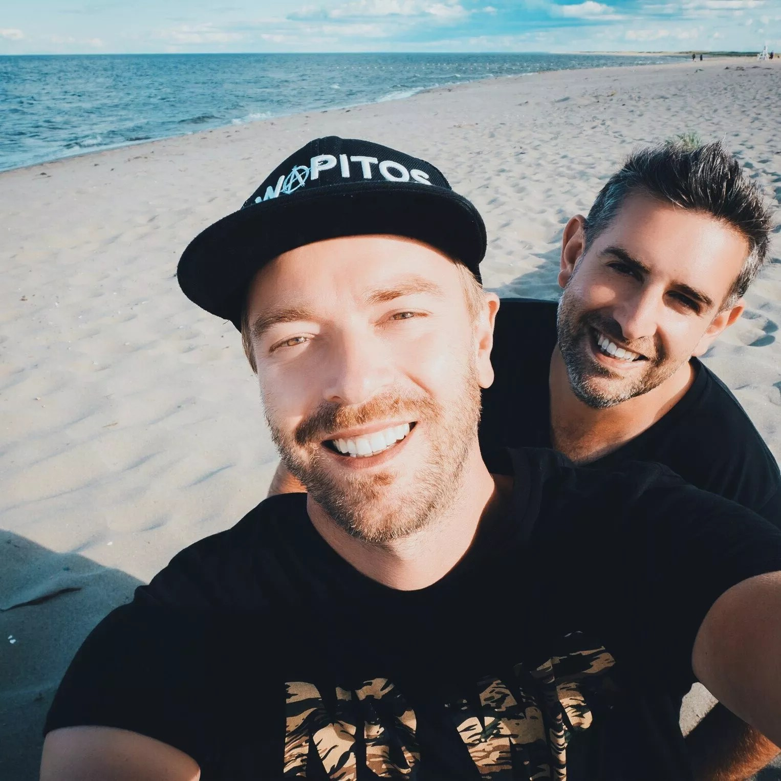 Blog voyage OneDayOneTravel Franck et Richard