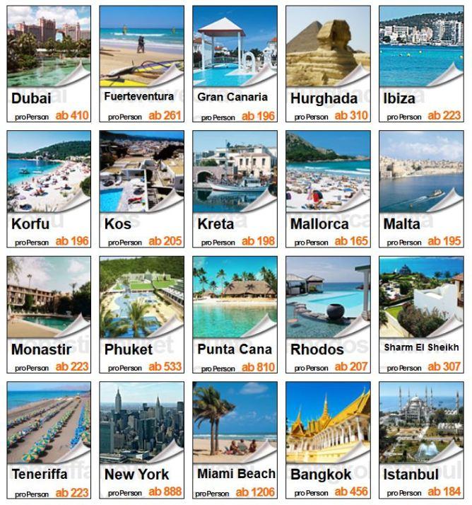 Reise-Angebote