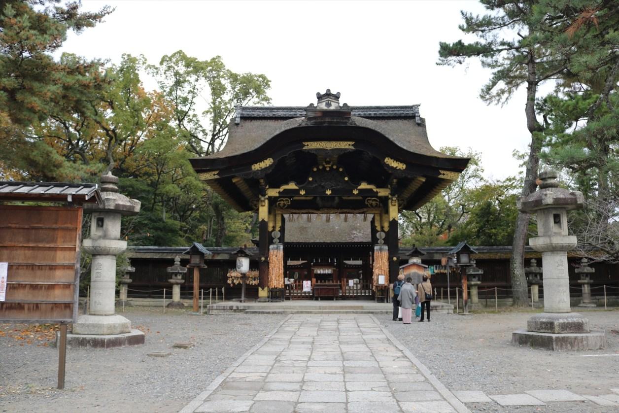 豊国神社の社殿