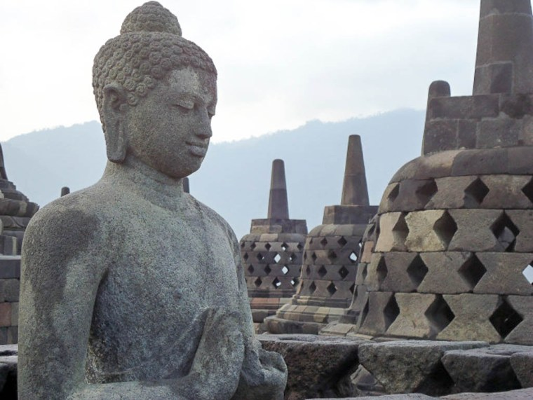 Taking the Borobudur Tour from Yogyakarta - Travel Lush