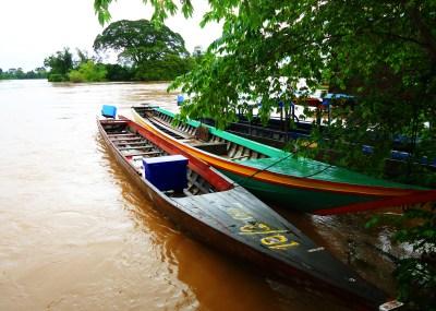 Don Det boats