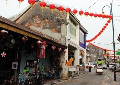 chinatown lanters