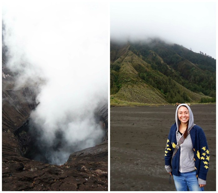 Bromo collage