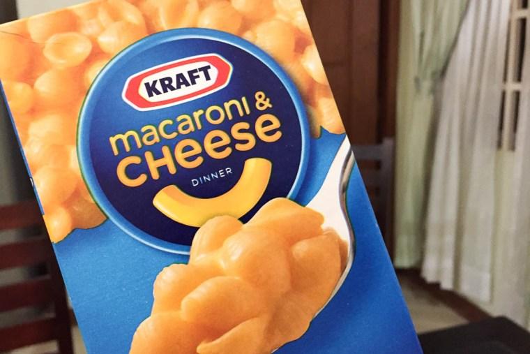 kraft mac and cheese 1