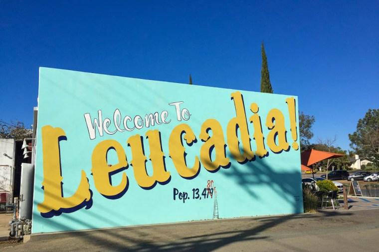 Leucadia sign