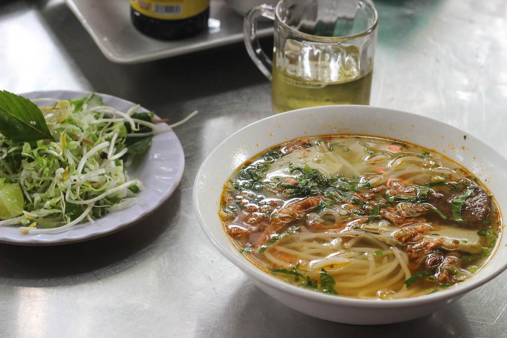 Vegetarian Restaurant - Nha Trang, Vietnam