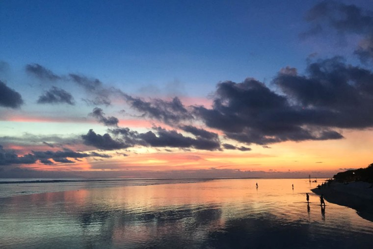 sunset gili trawangan (1 of 1)