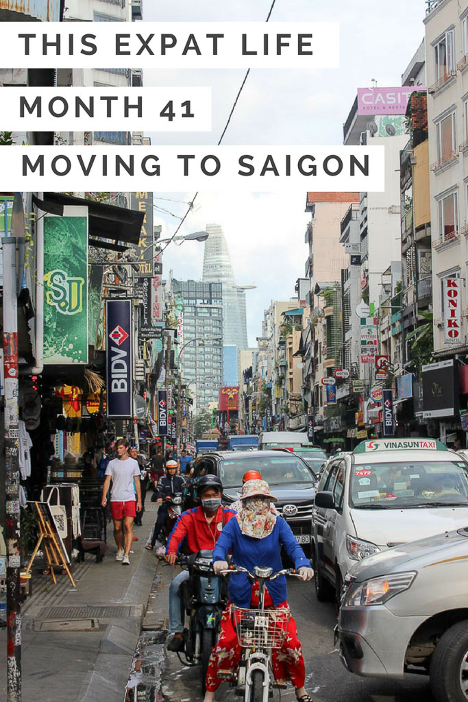 This Expat Life (Ho Chi Minh City): Month 41