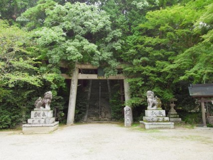 建水分神社
