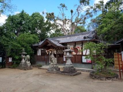 壹須何神社(一須賀神社)