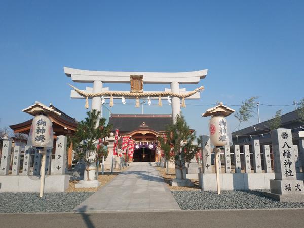 大堀八幡神社