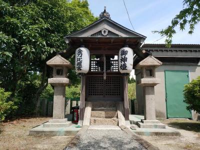 金毘羅大神宮本殿2