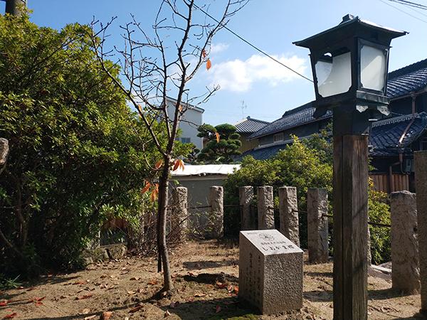鹽竈神社・正神神社にある塩釜桜