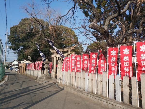 熱田神社の全景