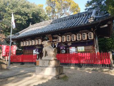 熱田神社の拝殿