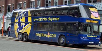 Автобусы Megabus