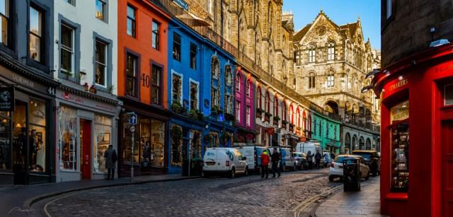Улица Victoria Street