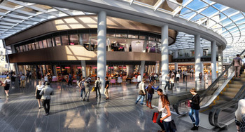 Торговый центр St James Shopping Centre