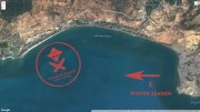 Vietnam: Kitesurfing in Mui Ne: spot - The Beach
