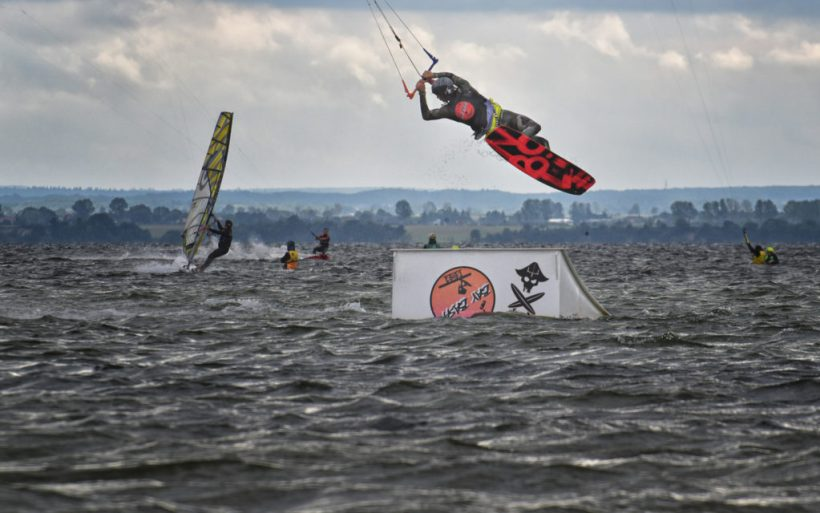 kite park nobile fifty kicker flyn hel chalupy