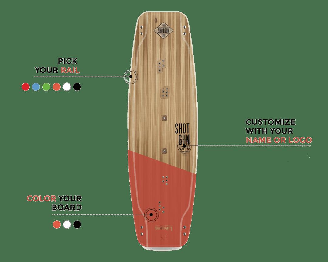 castomowe deski lieuwe polska kiteboards