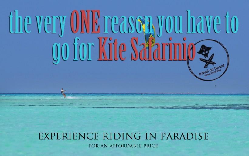 reason to go for kite safari egypt safarinio 2019