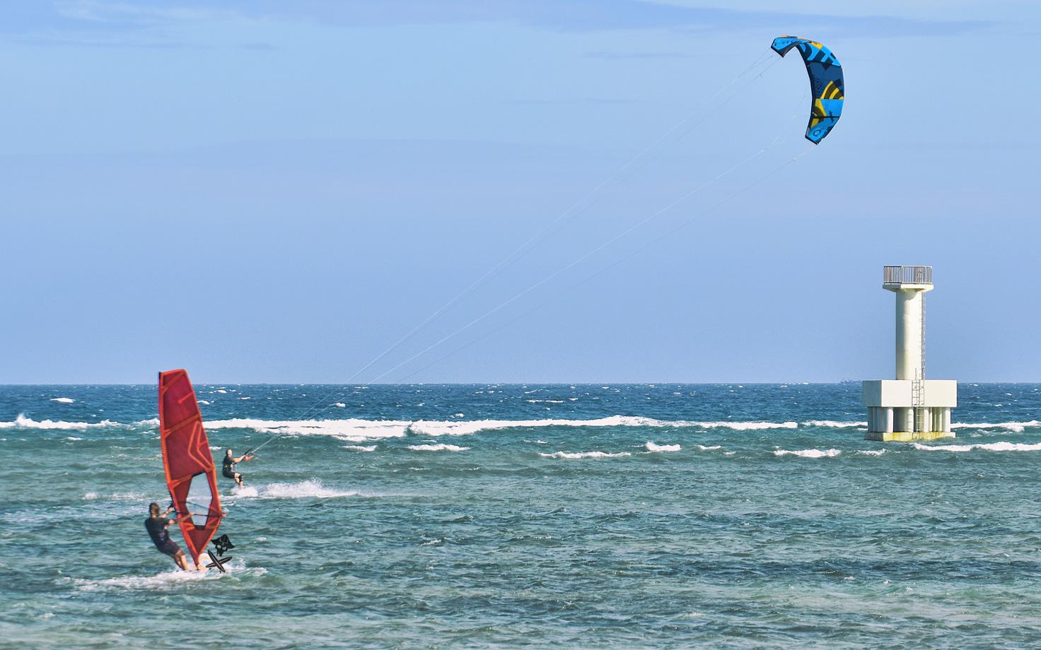 my hoa wietnam kitesurfing phan rang