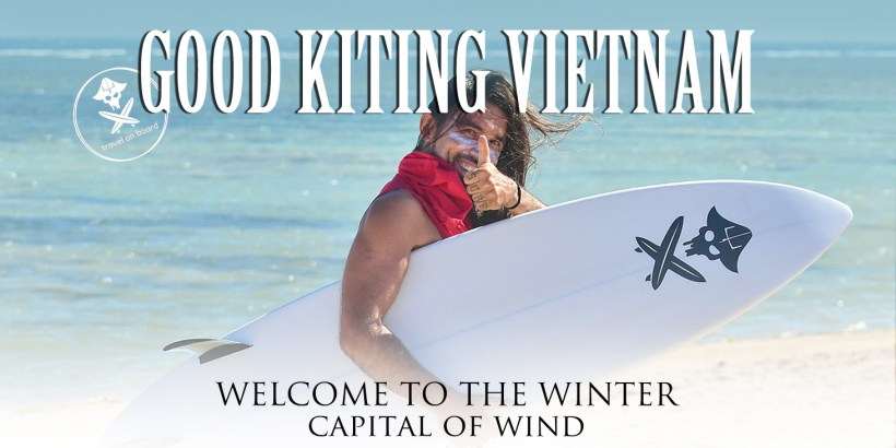 vietnam winter best kite destination