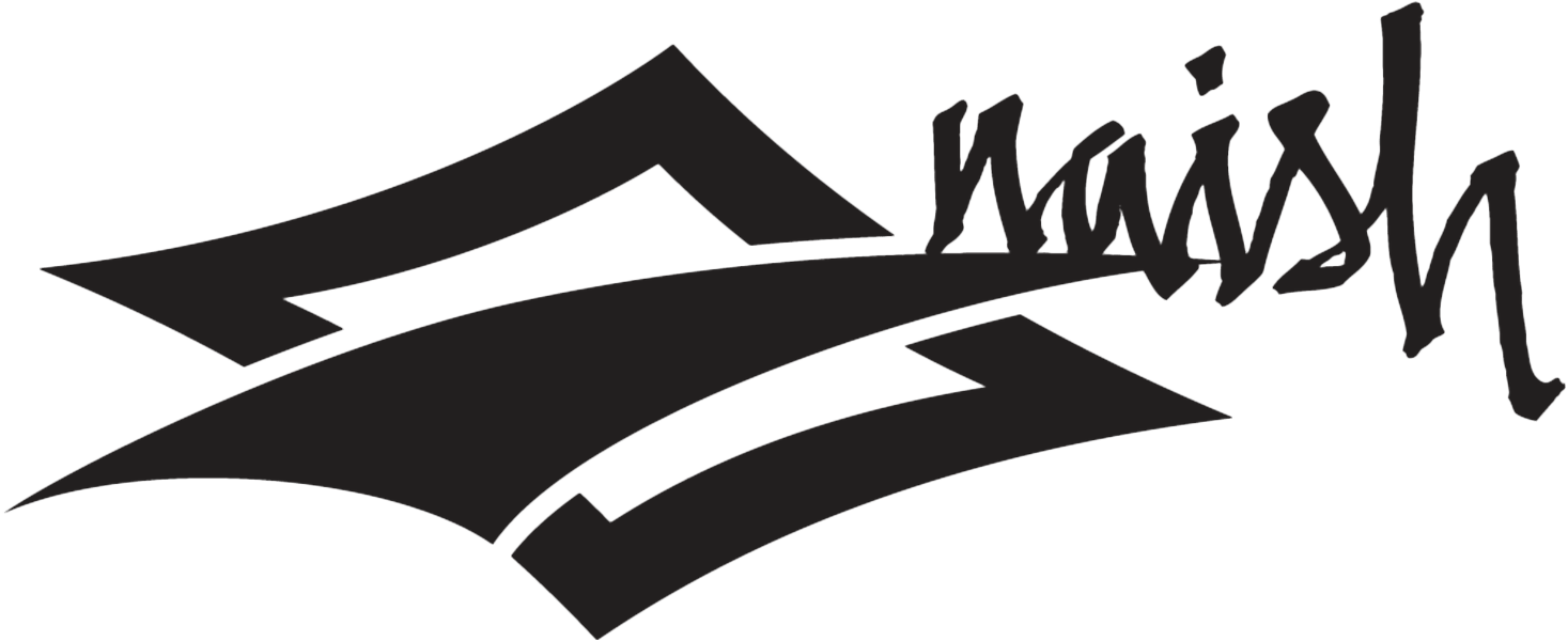 naish kites polska logo
