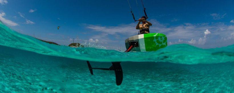 szkolenie kite hydro foil chałupy